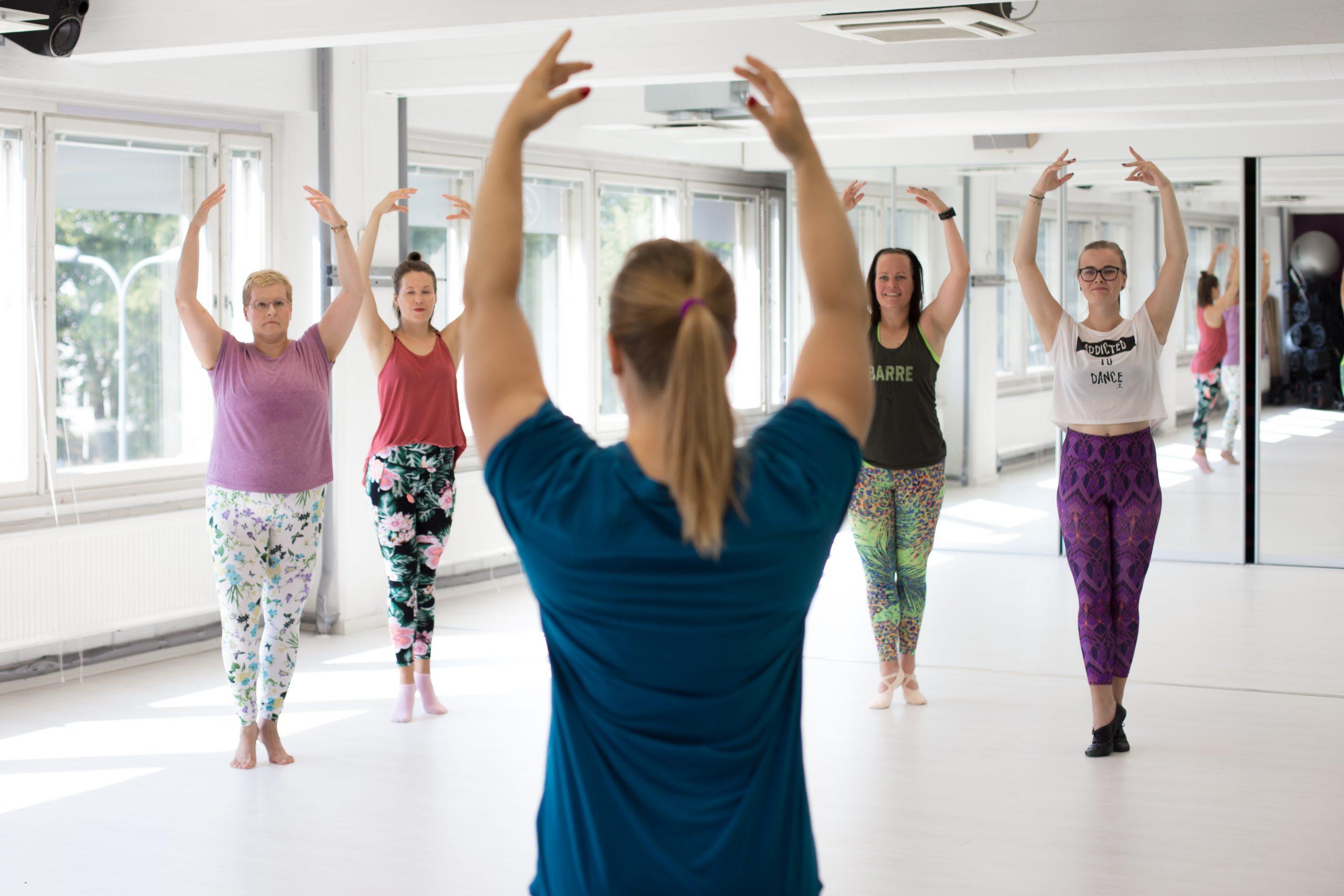 Tanssikurssit Tampere