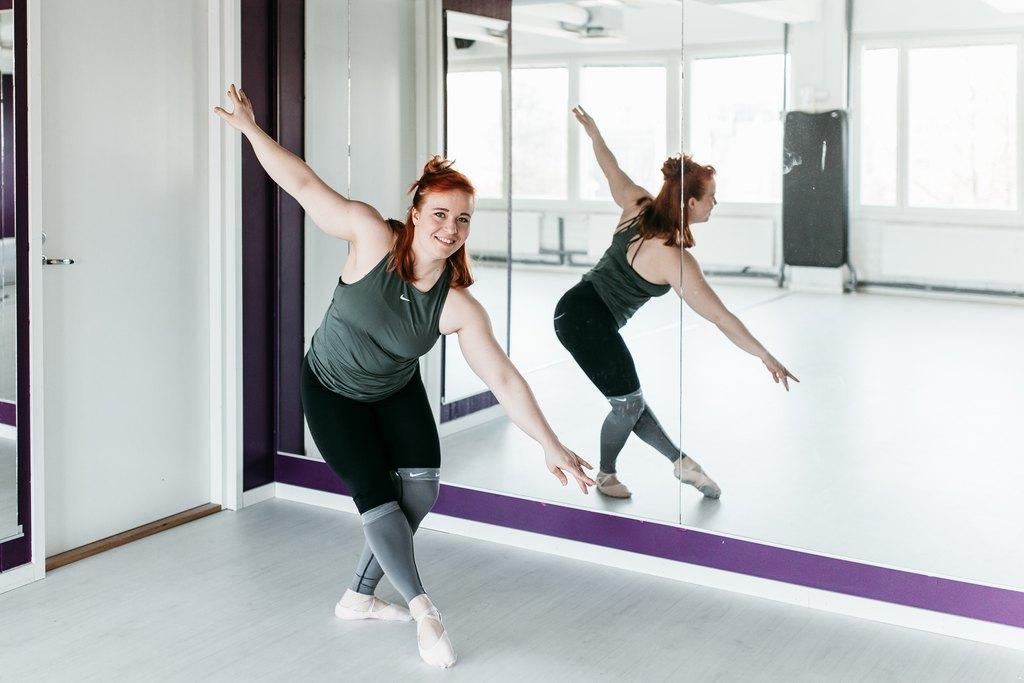 Balettia netissä